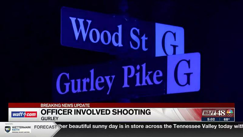 What we know from Thursday night's officer-involved shooting in Gurley