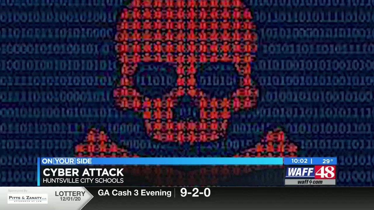 Huntsville City School parents concerned over cyber attack