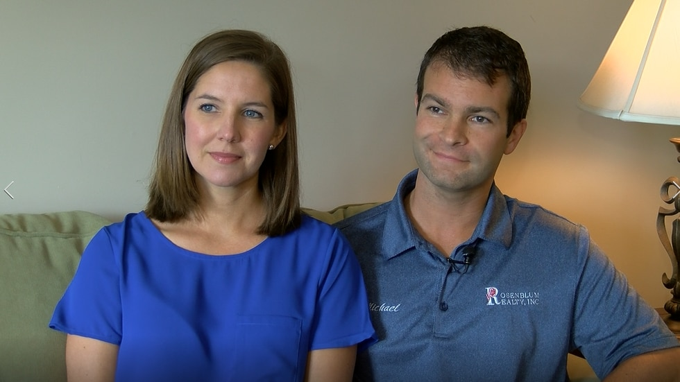 Michael and Beth Rosenblum say they paid off their home in 6 1/2 years