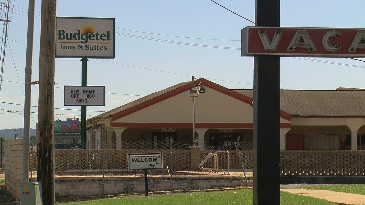 Budgetel Inn on Memorial Parkway