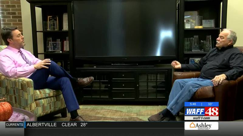 Prostate Cancer Survivor Talks to WAFF about prevention and early detection