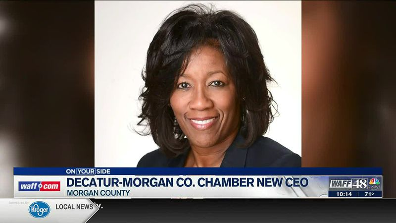 Decatur Morgan Co. Chamber announces new CEO