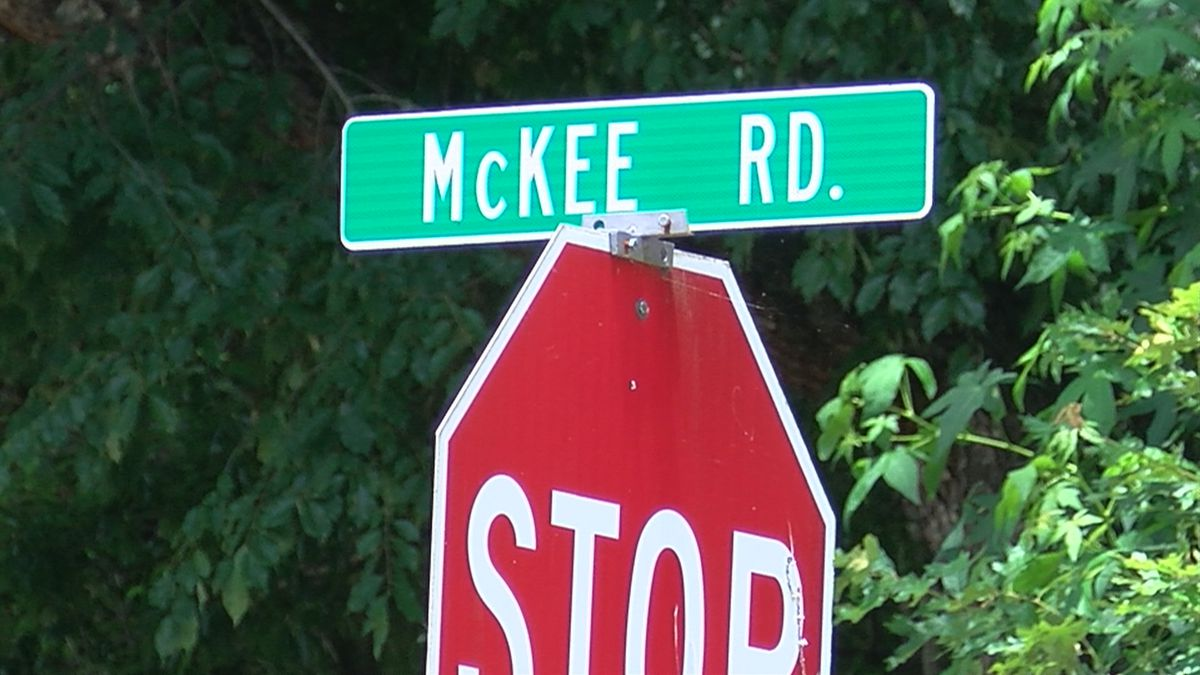 The intersections a team of engineers are looking at fixing include McKee Road, Harvest Road...