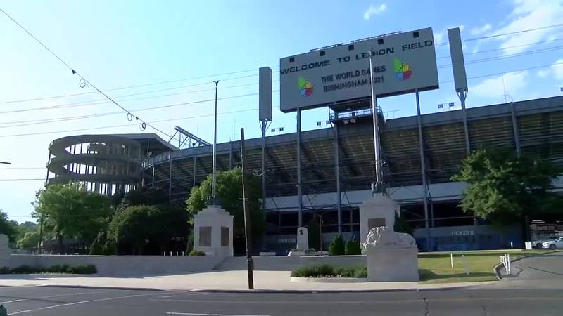 Legion field looking to be vaccine distribution site