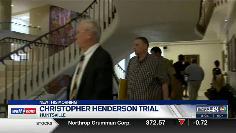 Jury selection update in Christopher Henderson trial