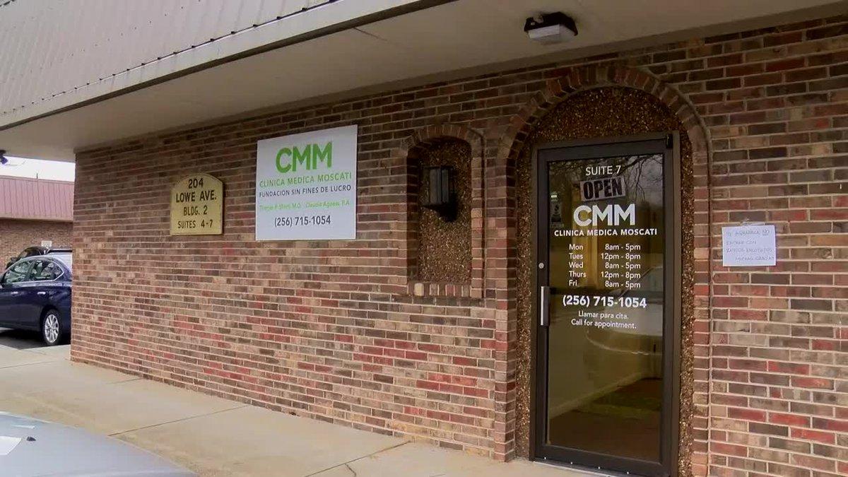 New clinic in Huntsville for Hispanic community!
