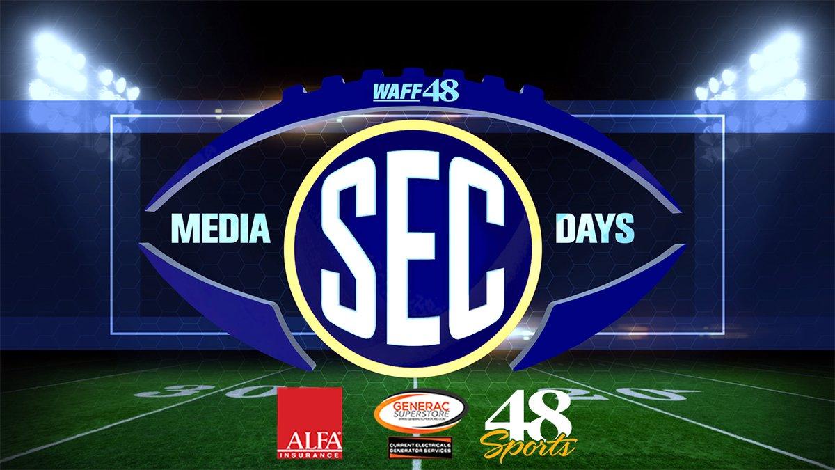 SEC Media Days 2021