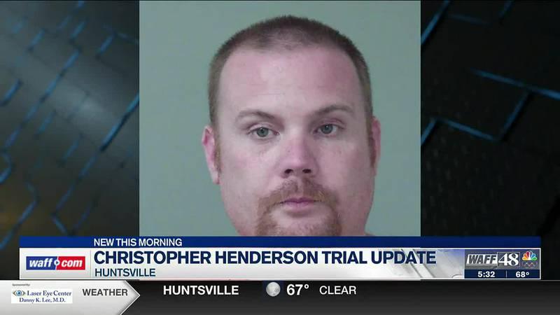 Christopher Henderson trial update