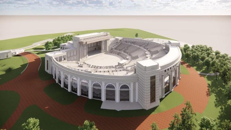 Huntsville Amphitheater - LAUNCHING 2022
