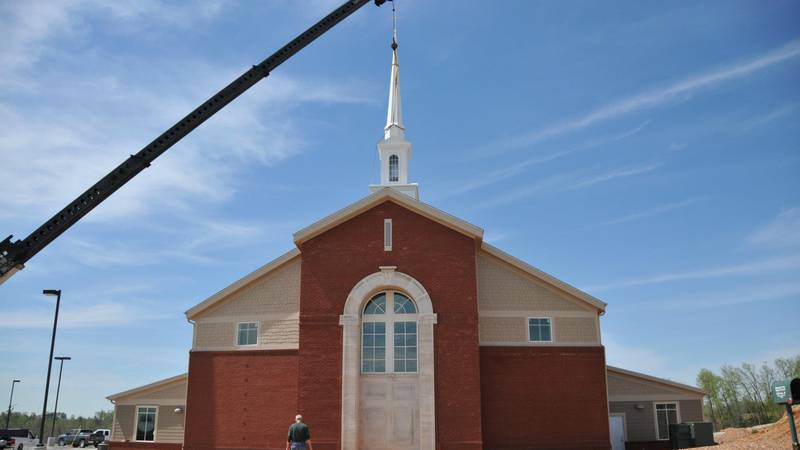 10 years later: Phil Campbell church destroyed in tornado thanking God for providing