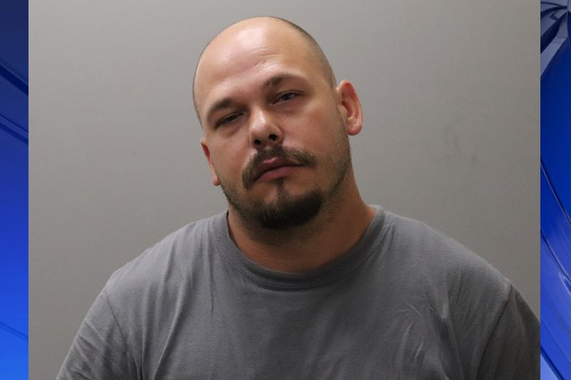 Brandon Swanger arrested for hit-and-run in Huntsville