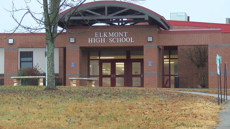 A student was arrested over a threat made to Elkmont High School.