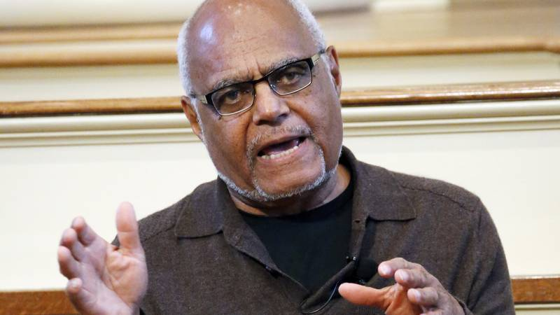 This Wednesday, Feb. 5, 2014 file photo shows Bob Moses, a director of the Mississippi Summer...