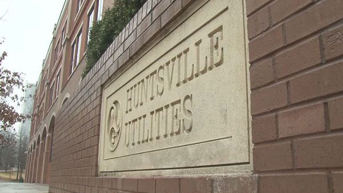 Huntsville Utilities said approximately 26,000 customers lost power Sunday night.