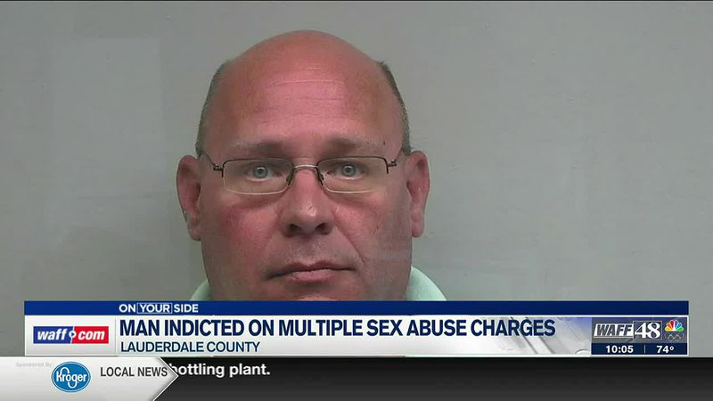 Man indicted on multiple sex abuse charges
