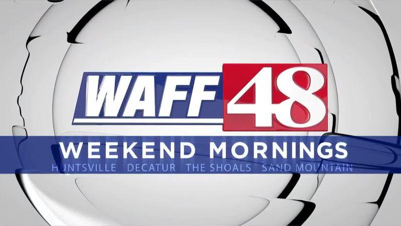 WAFF 48 Weekend Mornings
