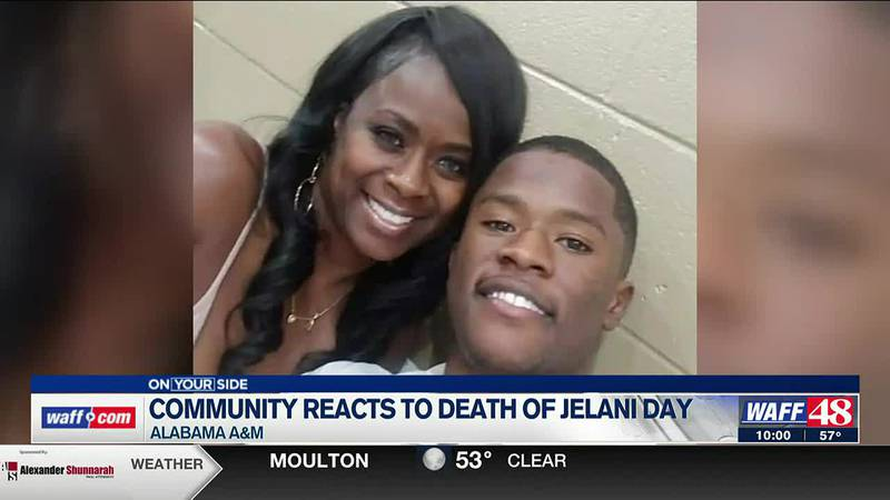 Community reacts to death of Jelani Day