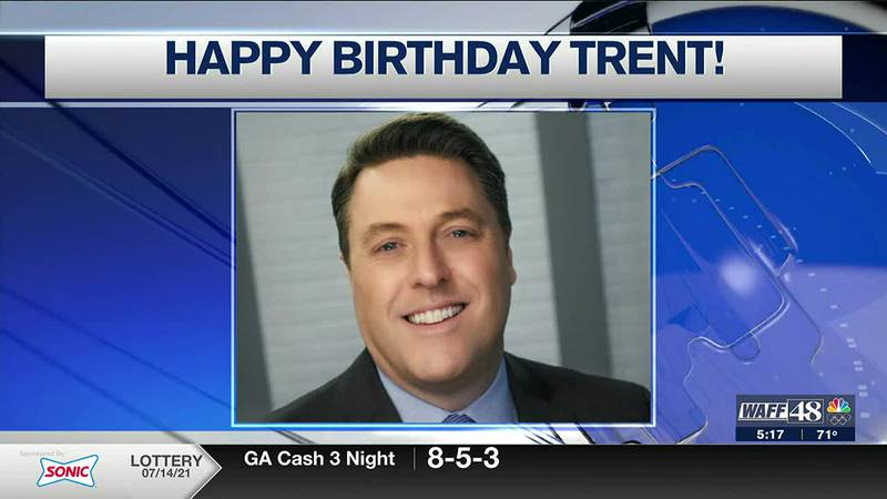 Happy Birthday to Trent Butler!