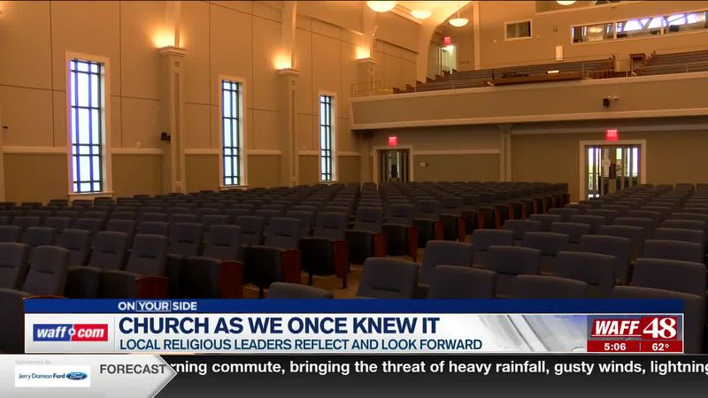 Local religious leaders reflect on the pandemic