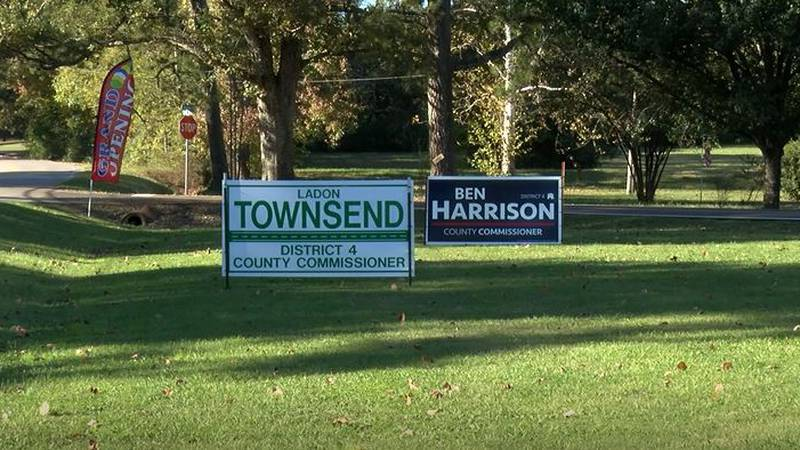 LaDon Townsend upsets two-term Republican Incumbent Ben Harrison in Limestone County Commission...