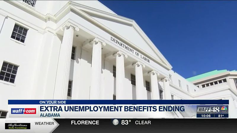 Local businesses may be seeing effects of extra unemployment benefits ending soon