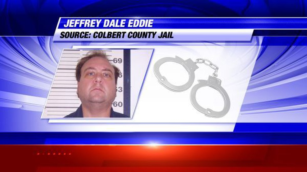 Eddie is facing charges of sexual abuse, child pornography, and sodomy.