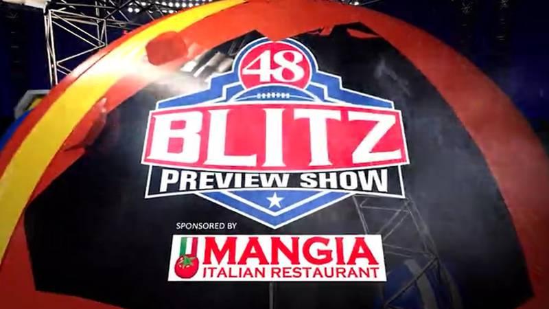 48 Blitz Preview Show - sponsored by Mangia Italian Restaurant