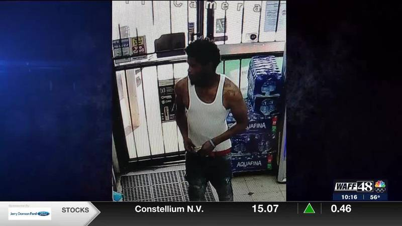 Crime of the Week: Suspect with a sucker punch