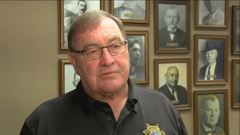 Former Limestone County Sheriff Mike Blakely