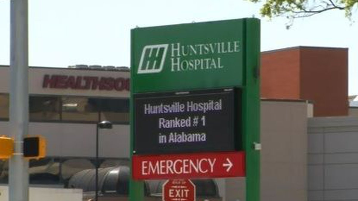 Huntsville Hospital could be affected by the state budget cuts to Medicaid.