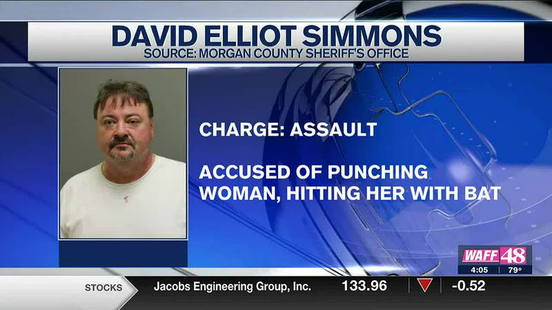 Man charged with assault in Morgan County