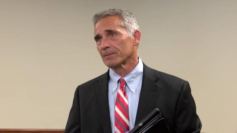 Alabama Senate President Pro Tem Del Marsh