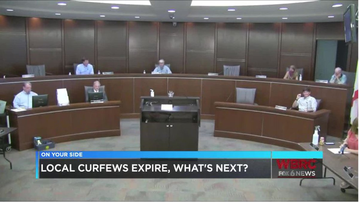Local Curfews Expire, Whats next?