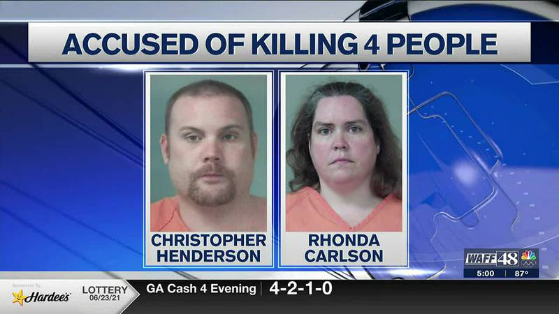 First day of Christopher Henderson trial