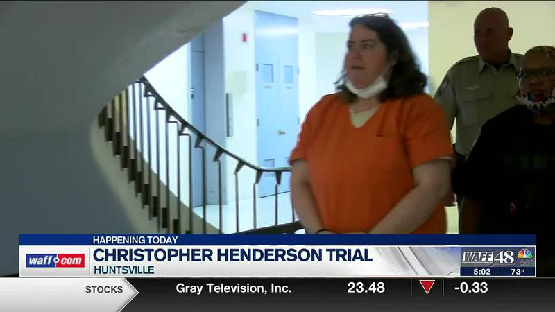 Latest updates from Christopher Henderson trial in Huntsville
