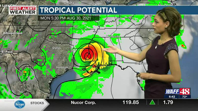 Tracking Hurricane Ida, impacts on the Valley