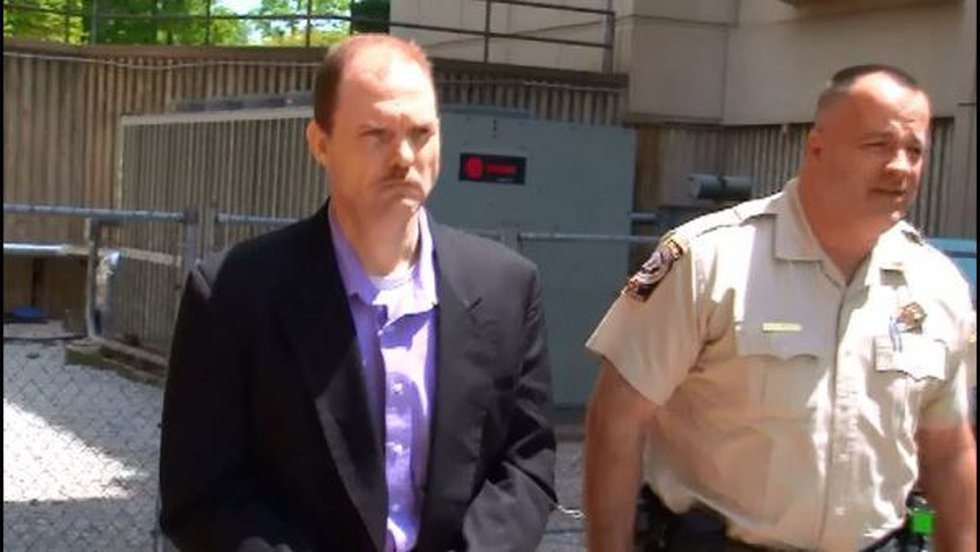 Gary Wilbourn is accused of inflicting injuries that resulted in the death of his daughter Amy.