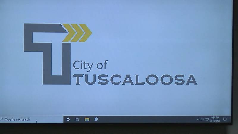 Tuscaloosa leaders discuss relief fund for bars shut down by mayor's order.