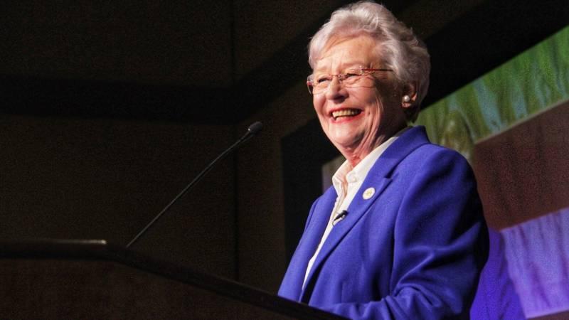 VIDEO: Governor Kay Ivey speaks after securing Republican nomination in AL governor race