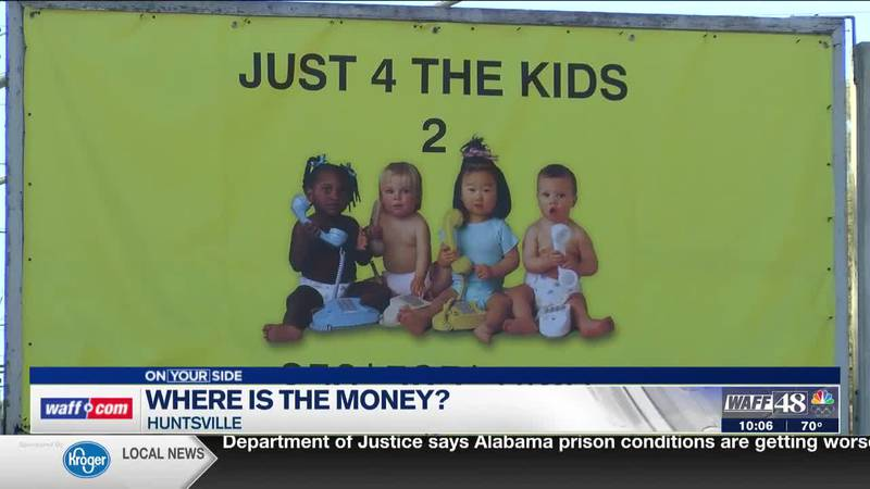 Where is the money? A WAFF 48 Investigation