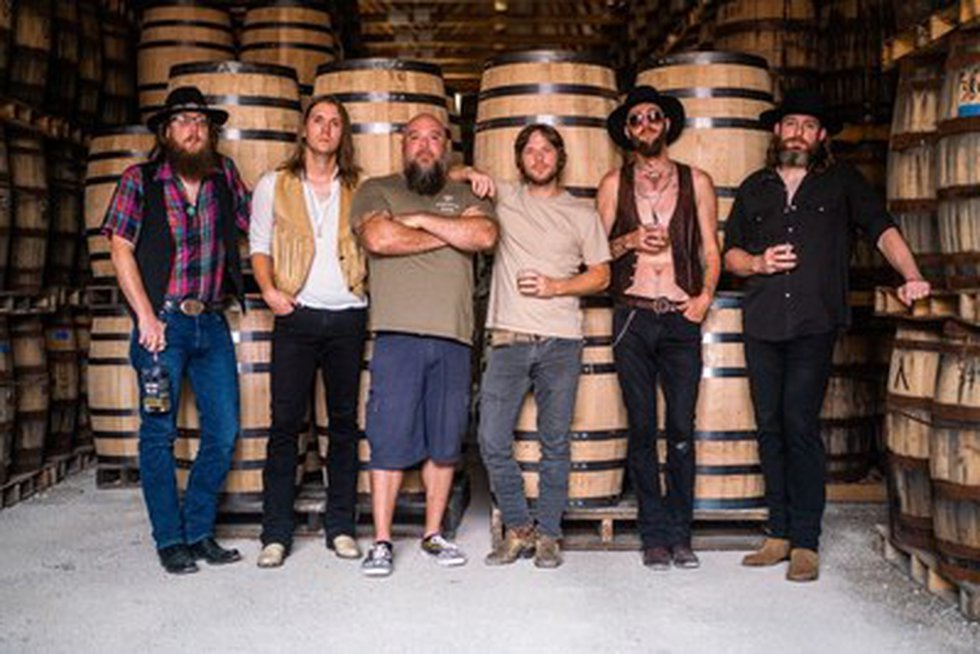 Treaty Oak Distilling And Whiskey Myers Partner To Release Red Handed Bourbon