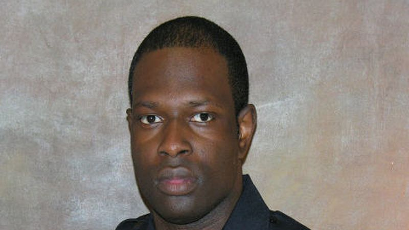 Picture of Tuscaloosa Police Officer Dornell Coussette