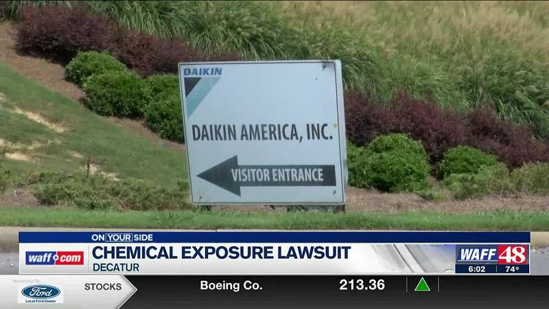 The latest update on the Daikin chemical lawsuit.