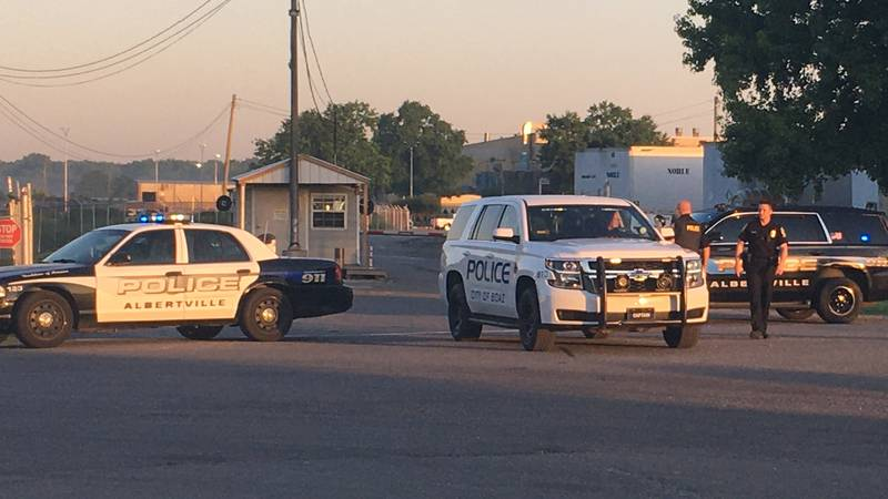 A deadly shooting occurred at the Mueller Co. in Albertville, Alabama, on Tuesday morning.