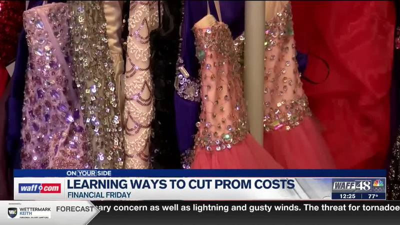 Ways to cut prom costs