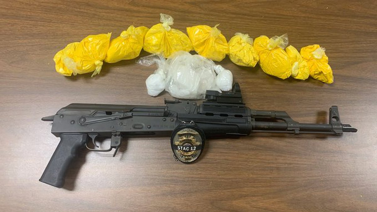 Huntsville authorities say they seized more than a pound of drugs during an investigation