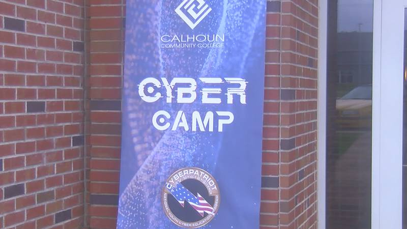 Monday kicked off two weeklong summer camps at Calhoun Community College in Decatur.