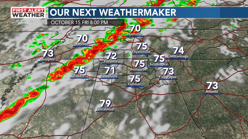 Cold Front Coming