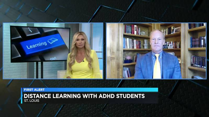 ADHD students and distance learning interview