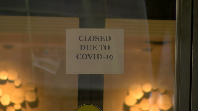 The hotel is closed due to COVID-19.